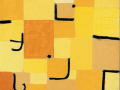 Characters in Yellow Paul Klee